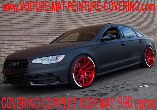 covering voiture, comment peindre une voiture