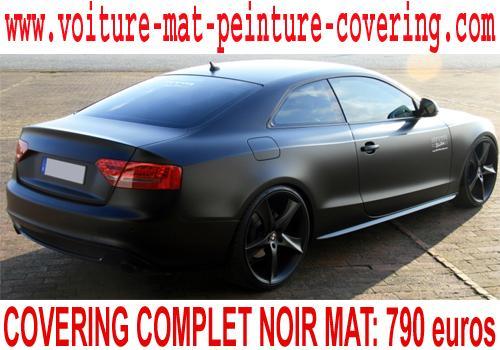 voiture couleur mat, couleur mat voiture, prix couleur voiture