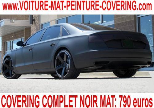 couleur mat voiture, prix couleur voiture, changer en mat