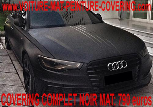 peinture voiture mat, film mat voiture, autocollant mat voiture
