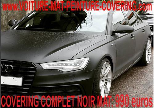 pose film mat voiture,, covering voiture mat, mat voiture