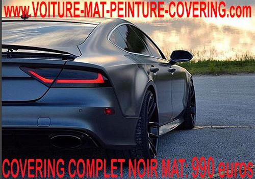 cout covering voiture, covering voiture pas cher, full covering