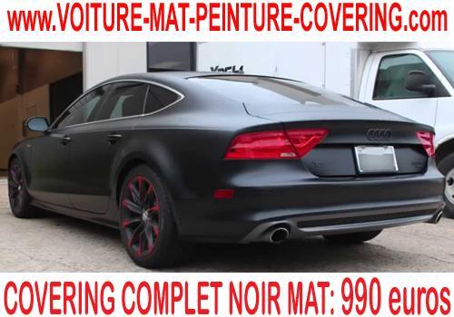 voiture covering, covering pour voiture, covering voiture tarif