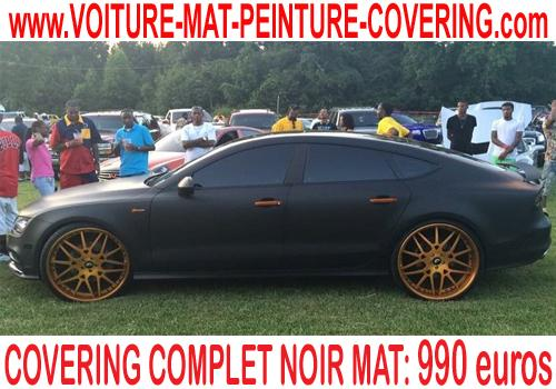 covering carbone voiture, covering complet voiture, tarif covering
