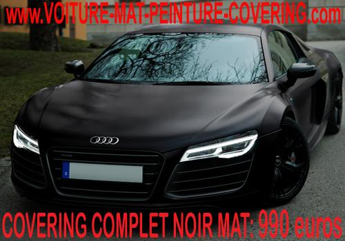 repeindre sa voiture, repeindre une voiture