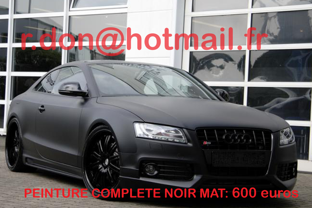audi a5 s5 noir mat audi a5 s5 noir mat audi noir mat audi a5 s5 noir mat covering noir mat. Black Bedroom Furniture Sets. Home Design Ideas