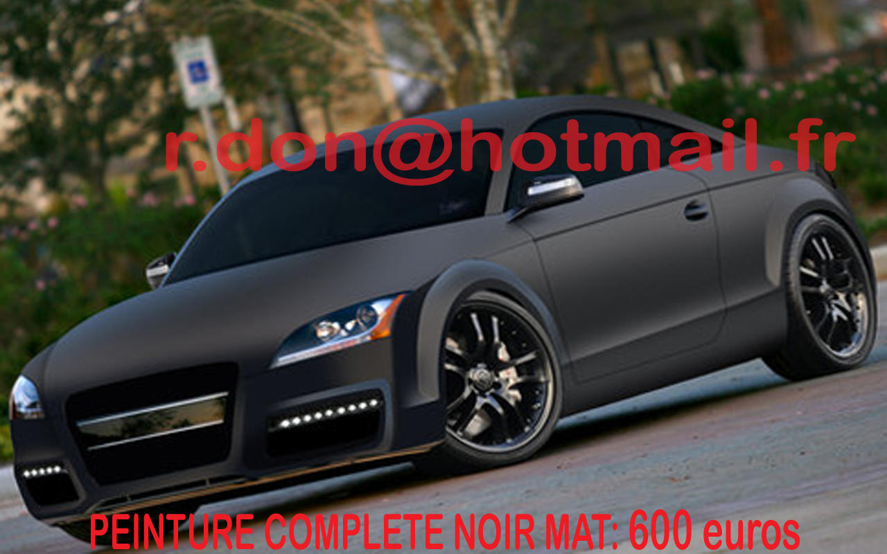 audi tt noir mat audi tt noir mat audi tt noir mat audi tt covering noir mat audi tt. Black Bedroom Furniture Sets. Home Design Ideas