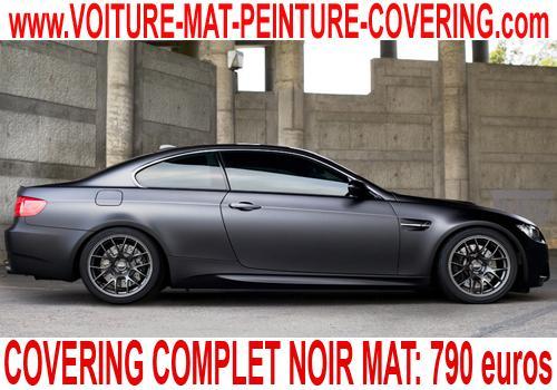 comment peindre une voiture comment peindre une voiture en noir mat fiche technique auto. Black Bedroom Furniture Sets. Home Design Ideas