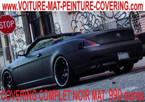 peinture voiture mat, peinture auto mat, peinture mat pour voiture