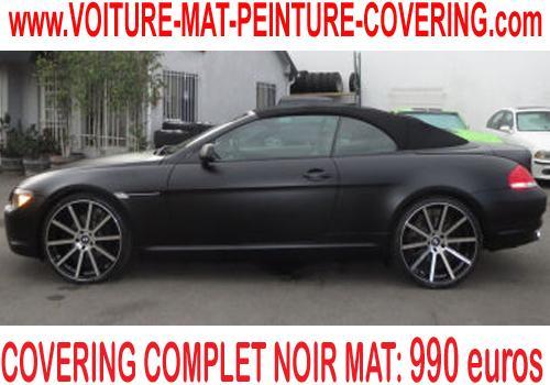 peinture carrosserie mat voiture , cout peinture voiture mat