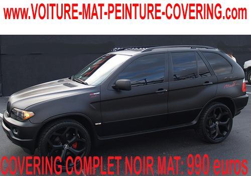 peinture integrale voiture, nouvelle peinture voiture