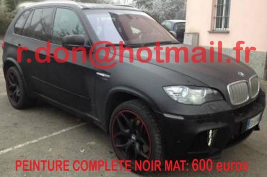 BMW X5 noir mat, BMW X5 noir mat, bmw mat