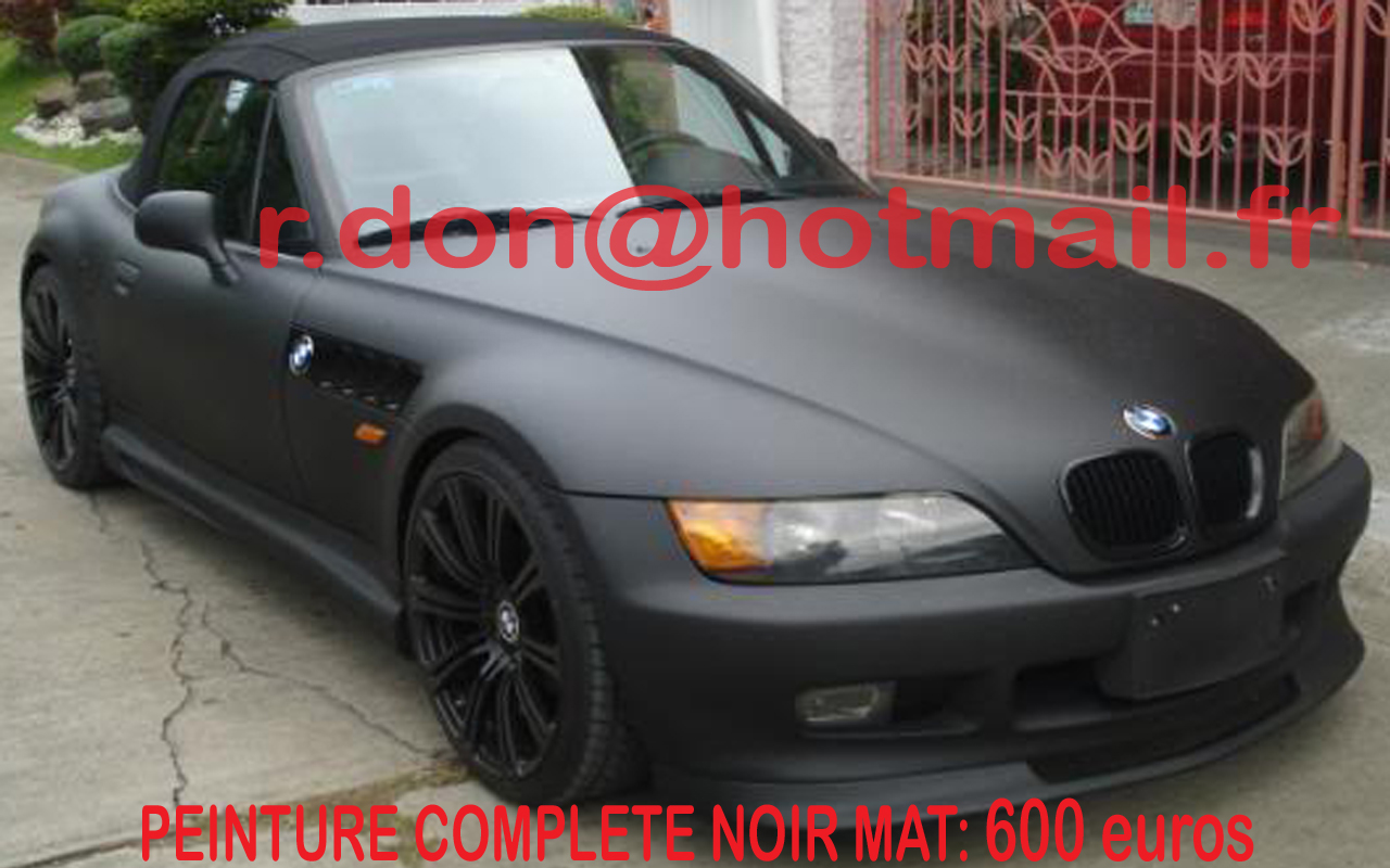 bmw z3 noir mat bmw z3 noir mat bmw noir mat bmw z3 covering noir mat bmw z3 peinture noir. Black Bedroom Furniture Sets. Home Design Ideas