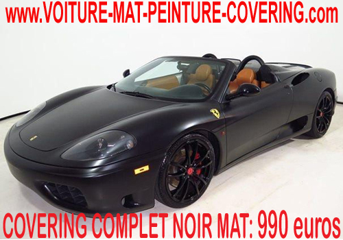 ferrari 430 auto covering covering auto tuning auto moto. Black Bedroom Furniture Sets. Home Design Ideas