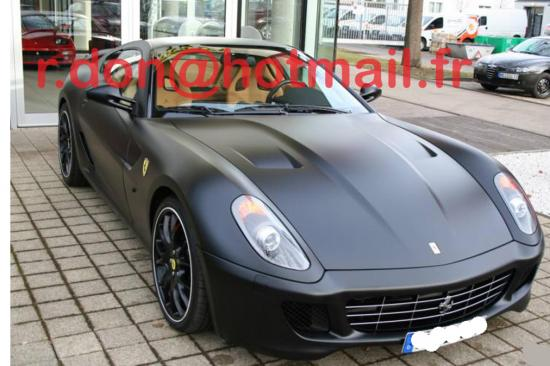 ferrari 599 noir mat ferrari 599 noir mat ferrari 599 noir mat ferrari 599 covering noir mat. Black Bedroom Furniture Sets. Home Design Ideas