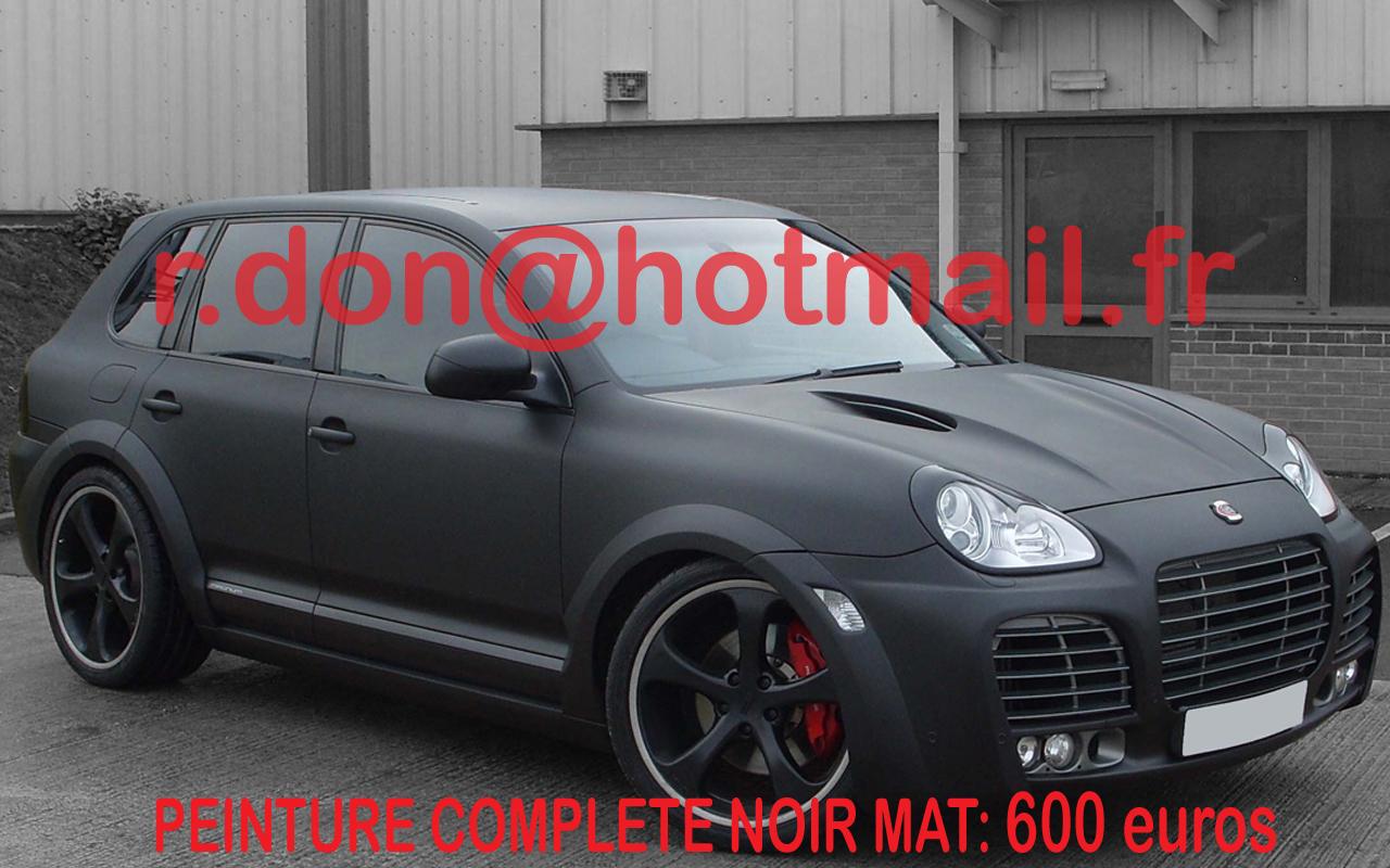 porsche 911 peinture noir mat voiture noir mat vehicule porsche carrera gt covering noir mat. Black Bedroom Furniture Sets. Home Design Ideas