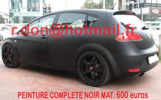 SEAT-LEON, customisation carrosserie, customisation carrosserie
