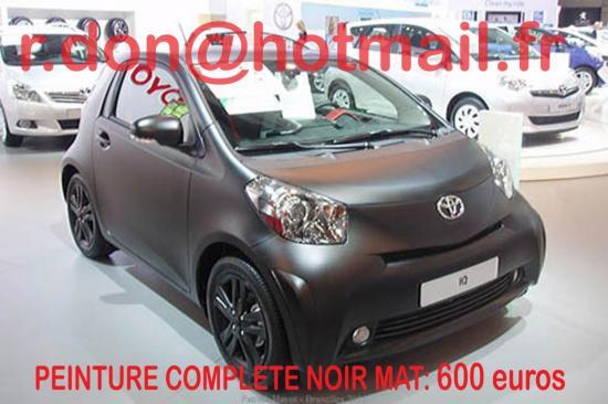 Toyota noir mat, Toyota noir mat, Toyota noir mat